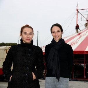 Les directores del Circ Raluy Legacy, Louisa Raluy i Kerry Raluy. Mar Vila ACN
