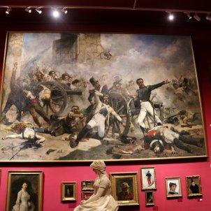 Una obra de Sorolla dipositat al Museu Víctor Balaguer. Gemma Sánchez ACN