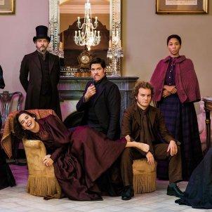 Els personatges de 'L'habitació del costat'. La Villarroel