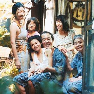 Una imatge del film 'Un asunto de familia'. Golem