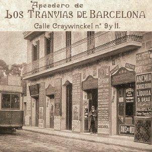 15B tramvies craywinckel march anatomia barcelona
