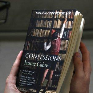 'Confessions', la traducció a l'anglès de l'obra de Jaume Cabré. Violeta Gumà ACN