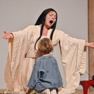 Madama Butterfly - Antoni Bofill - Gran Teatre del Liceu
