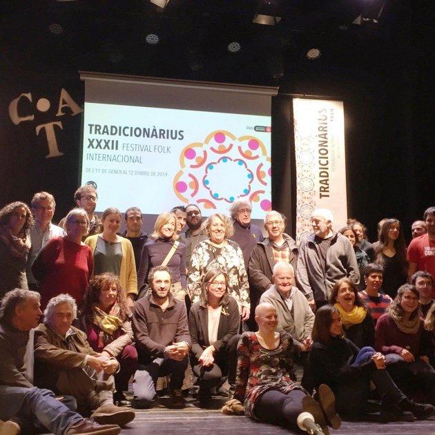Presentació Tradicionarius - Centre Artesà Tradicionàrius