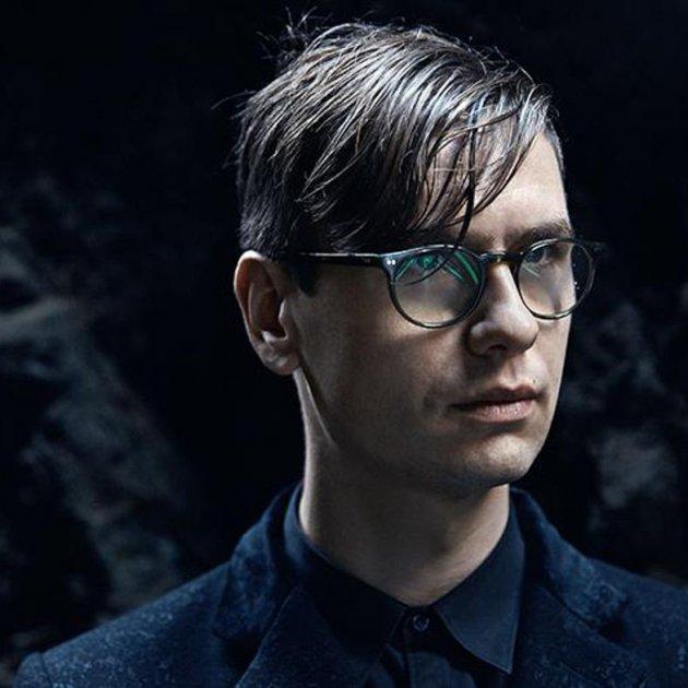 Retrat del pianista islandès Víkingur Ólafsson. Palau de la Música