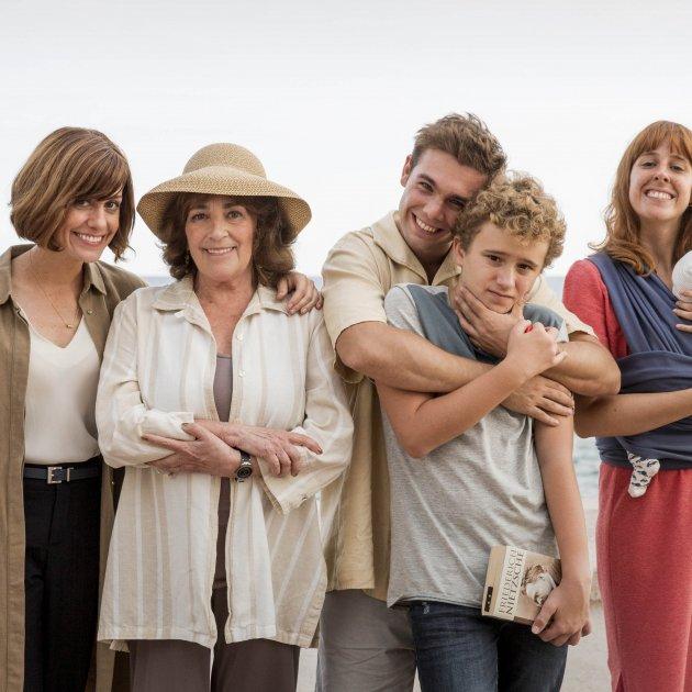 'Gente que viene y bah' amb les actrius Clara Lago i Carmen Maura. DeAPlaneta