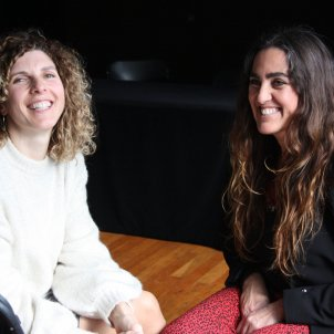 Asun Noales i Susana Guerrero, cocreadores de 'Rito'. Lucía Franco de Paz ACN