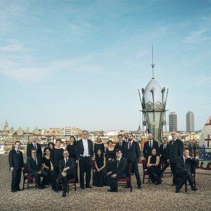 El Cor de Cambra del Palau de la Música. Palau de la Música Catalana