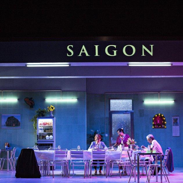 'Saigon', de la companyia Les Hommes Approximatifs. Jean-Louis Fernandez ACN