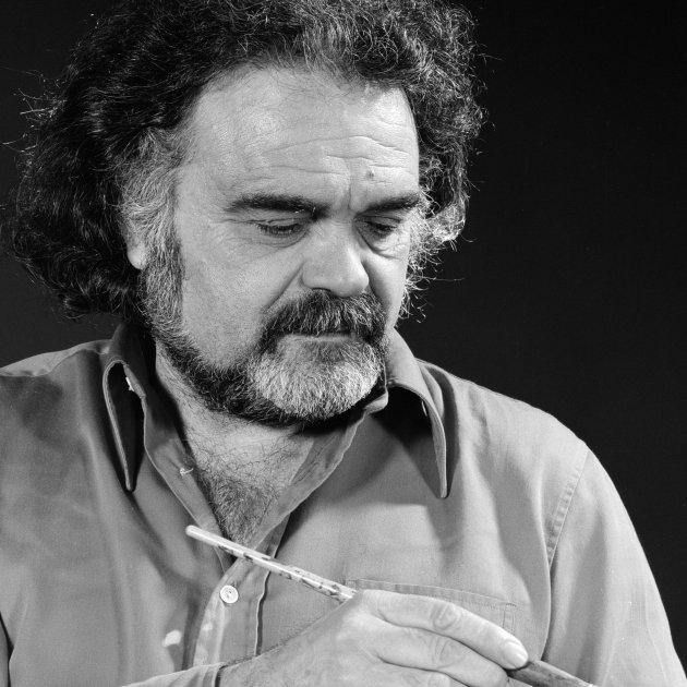 Josep Guinovart, 1983. Fundació Vila Casas
