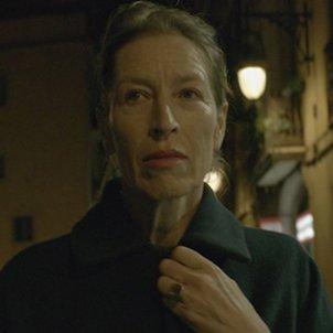 L'actriu Anne Sée a Pas Pleurer. D.R. Festival Oui!