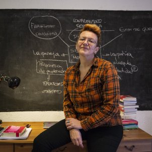 Brigitte Vasallo activista - Sergi Alcazar