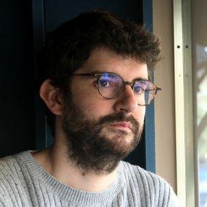 Marc Artigau, autor de 'La vigília'. Pere Francesch ACN