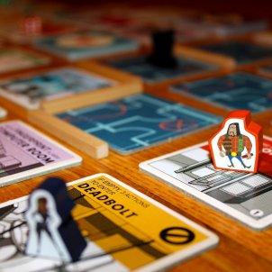 El joc de taula Brugle Bros