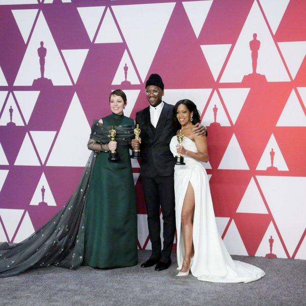 guanyadors Oscar 2019 EFE