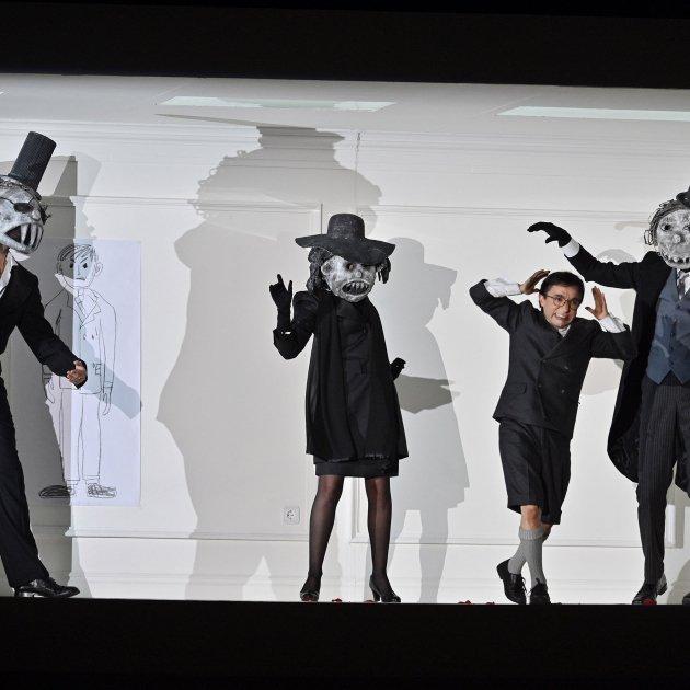 Rodelinda ©Antoni Bofill Gran Teatre del Liceu