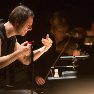 Teodor Currentzis, director orquestra