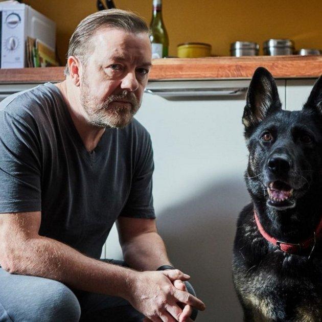 After Life. Ricky Gervais Netflix