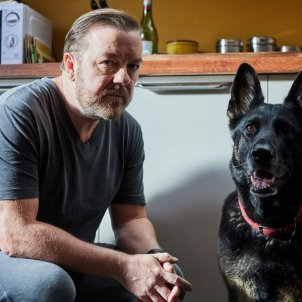 After Life. Ricky Gervais Netflix