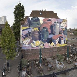 aryz Eindhoven Netherlands obra social caixa
