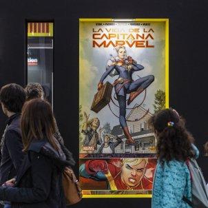 Saló del Còmic 2019 Marvel Capitana America - Sergi Alcazar
