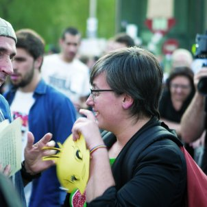 'Amb un somriure, la revolució!' DocsBarcelona