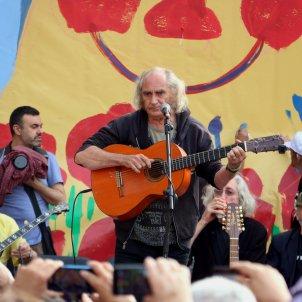 Pau Riba en concert/ACN