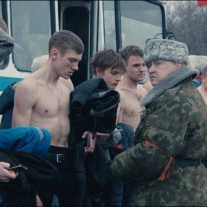 Fotograma del film 'Donbass'