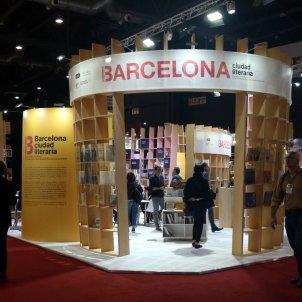 Stand Barcelona Fira del Llibre de Buenos Aires