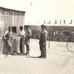 Foto de la Guerra Civil Torroella de Montgrí