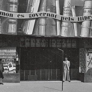 llibreria catalònia Barcelona Buenos Aires exposició
