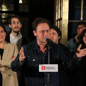 David Carabén. Acord ple de Barcelona sobre música en directe/ACN