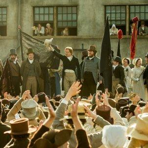 Fotograma del film històric 'La tragedia de Peterloo'