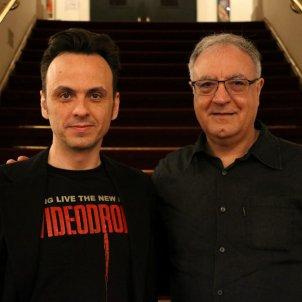 Iván Morales i Jordi Bosch. La partida d'escacs. Stefan Zweig. Romea/ACN