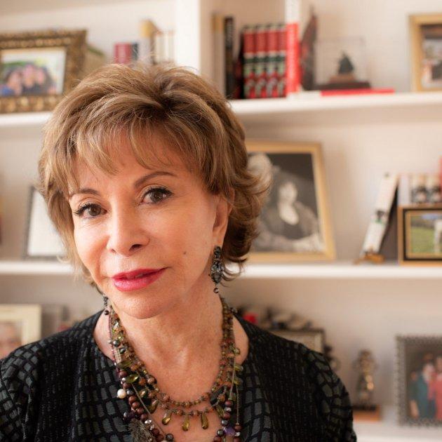 Isabel Allende/Loli Barra ICUB