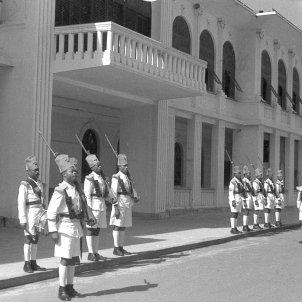 Guàrdia colonial. Herminio. Exposició Guinea, el franquisme colonial