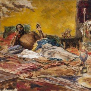 3. Antoni Fabrés. Repos del Guerrer, 1978. Museu Nacional d'Art de Catalunya.