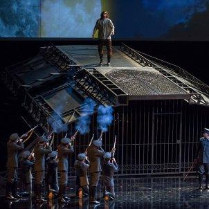 Tosca Giacomo Puccini. Gran Teatre del Liceu. Paco Azorín © Antoni Bofill