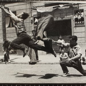 Fotografia d'Oriol Maspons de 1962