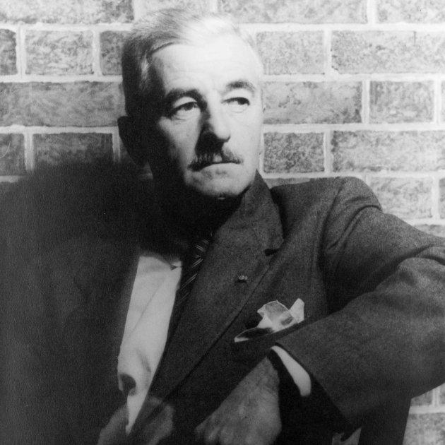 William Faulkner 1954 (3) (photo by Carl van Vechten)