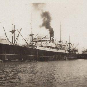 Winnipeg vaixell exiliats