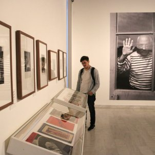 Picasso, la mirada del fotògraf/ACN