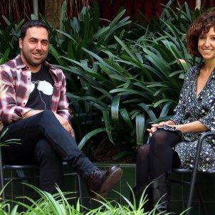 Jordi Herreruela i Agnès Marquès. Cruïlla Talks