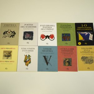 Vibop Alella vins literatura Guillem Camós