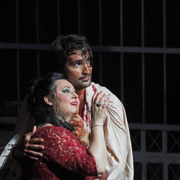 Tosca Gran Teatre del Liceu © Antoni Bofill