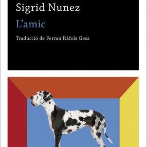 L'amic Sigrid Nunez. Ed. Navona. 208 pàg.