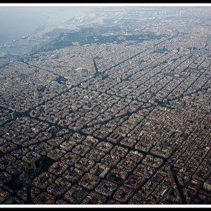 eixample diagonal aire Alhzeiia wikipedia