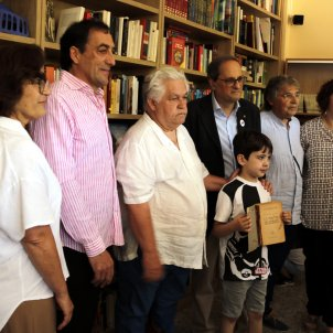 Biblioteca La Clandestina. Joan Tarragó. Vilosell