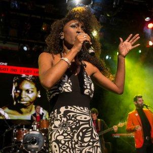Koko Jean Davis, una de les cantants de 'I'm a Soul Woman', que inaugurarà el 17è Festival Mas i Mas/Carles Rodríguez