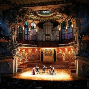 Imatge del Concert Diada Pau Casals 2019/@cuartetocasals